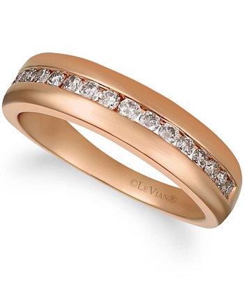 Ремешок His By Nude Diamonds ™ (1/2 карата тв.) Из розового золота 585 пробы Le Vian