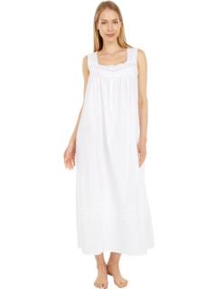 Балетное платье без рукавов из хлопка в полоску добби Eileen West