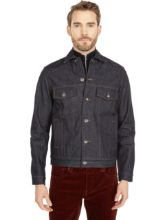 Джинсовая куртка 14,5 унций Selvedge The Unbranded Brand