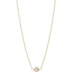 Ожерелье Желания, Ожерелье Pave Sparkle Ball Dogeared
