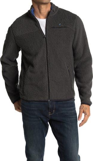 Куртка из флиса с застежкой на молнии Tailor Vintage