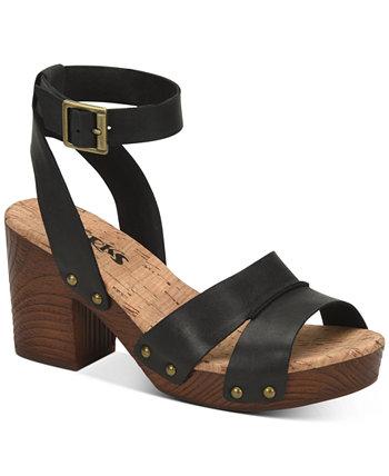 Mia Comfort Sandals Korks