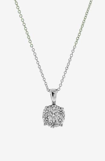 Ожерелье с подвеской Lucky 7 с бриллиантом Bony Levy