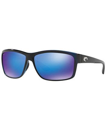 Поляризованные солнцезащитные очки, CDM MAG BAY 06S000163 63P COSTA DEL MAR