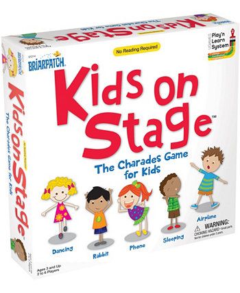 Дети на сцене Настольная игра Briarpatch