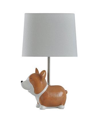 Акцентная лампа корги StyleCraft