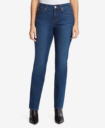Женские прямые джинсы средней длины Mandie Bandolino