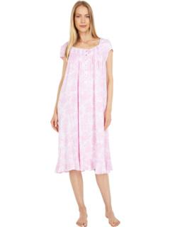 Платье вальс с короткими рукавами и капюшоном Tencel Modal из спандекса Eileen West