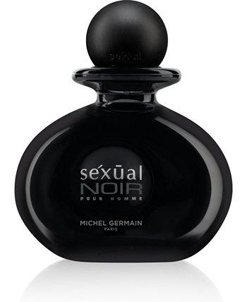 Туалетная вода-спрей для мужчин Noir Pour Homme Eau de Toilette, 2,5 унции - эксклюзив A Macy's Michel Germain