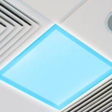Education Insights Квадратные флуоресцентные фильтры спокойного синего света Educational Insights
