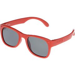 Красные гибкие солнцезащитные очки (детские) Ro.sham.bo baby