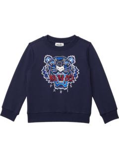 Tiger Sweatshirt (Big Kids) Kenzo Kids