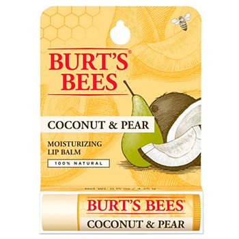 Бальзам для губ Burt's Bees с кокосом и грушей BURT'S BEES