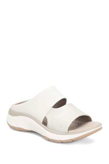Кожаные сандалии Airmont без застежки Bionica