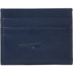 Футляр для карточек с пятью карманами и гладкой зернистой кожей Bolt Shinola Detroit