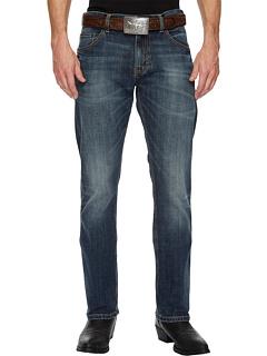 Узкие прямые джинсы в стиле ретро Wrangler