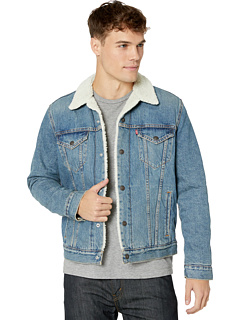 Куртка Type III Sherpa Trucker Levi's®