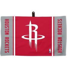 WinCraft Houston Rockets 14'' x 24'' Waffle Golf Towel Unbranded