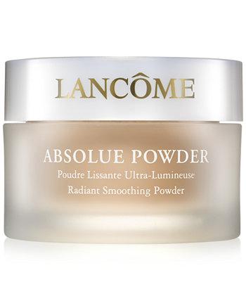 Разглаживающая пудра для лица Absolue Radiant Smoothing Face Powder Lancome