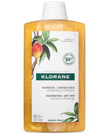 Питательный шампунь с манго Klorane
