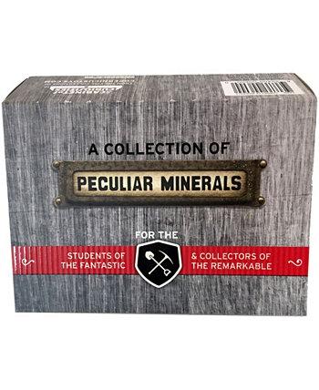 Коллекция своеобразных минералов Copernicus