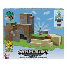 Игровой набор Mattel Minecraft Overworld Mattel