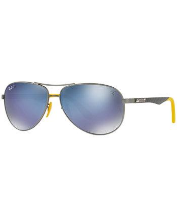 Поляризованные солнцезащитные очки, RB8313M КОЛЛЕКЦИЯ SCUDERIA FERRARI Ray-Ban