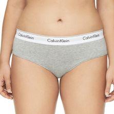 Современные хипстерские трусики больших размеров Calvin Klein QF5118 Calvin Klein