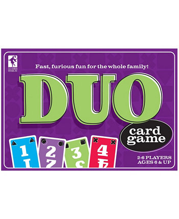 Карточная игра Duo U.S. Games Systems
