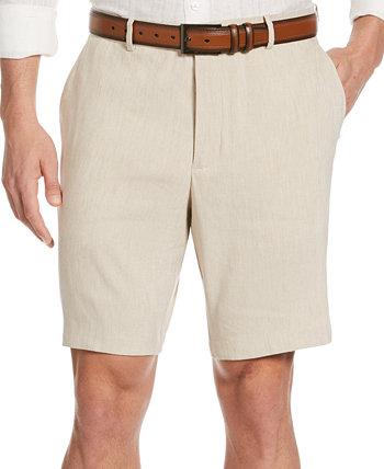 Мужские шорты 9 дюймов с плоской передней частью Cubavera