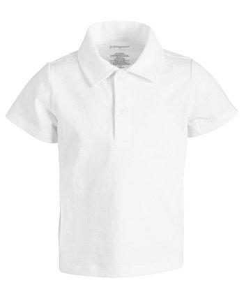 Хлопковая футболка-поло из джерси для маленьких мальчиков, созданная для Macy's First Impressions