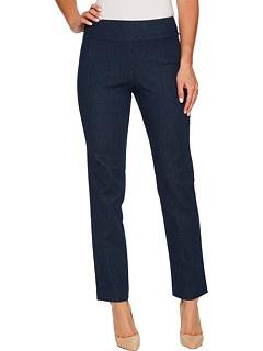 Джинсовые брюки без застежки на щиколотке Krazy Larry