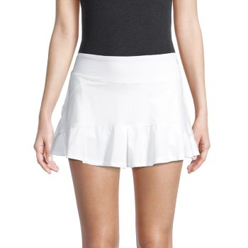Теннисная юбка Jammin с оборками Eleven by Venus Williams