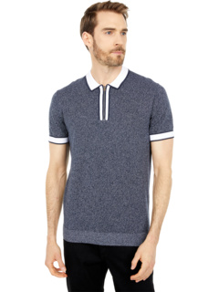 Вязаная футболка-поло Kopen Selected Homme