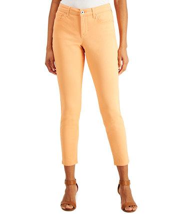 Пышные облегающие джинсы скинни, созданные для Macy's Style & Co