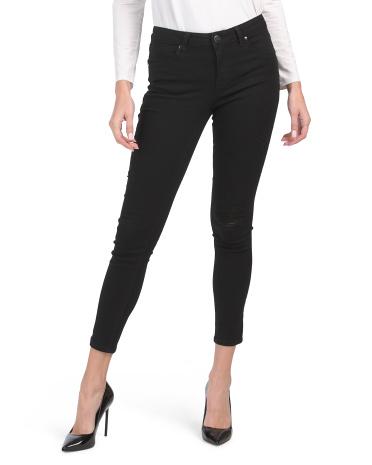 Repreve 28inch Dest Ankle Skinny Jeans 1822 Denim