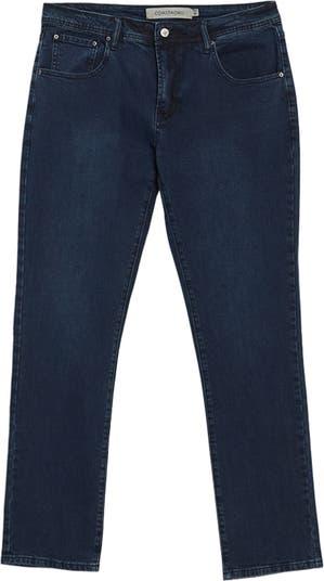 Узкие прямые джинсы COASTAORO