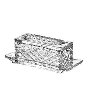 Bezrat Square Butter Dish Classic Touch
