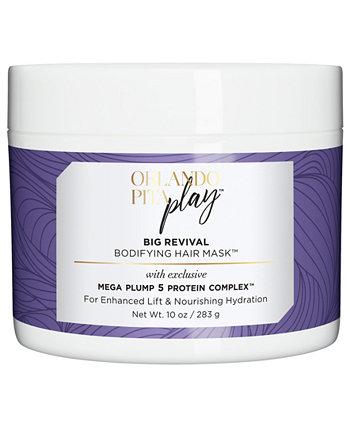 Big Revival Bodyfying Hair Mask, 10 унций Orlando Pita Play