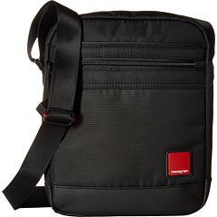 Вертикальная сумка через плечо Descent 9 дюймов Hedgren