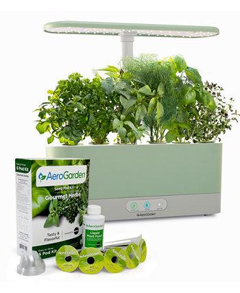 Harvest Slim с набором стручков семян Gourmet Herbs Seed AeroGarden