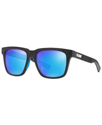 Мужские поляризованные солнцезащитные очки, Pescador 55 COSTA DEL MAR