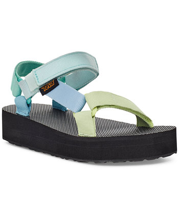 Детские универсальные сандалии средней формы Teva