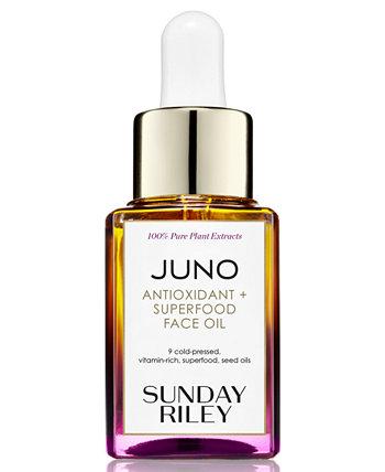 JUNO Antioxidant + Superfood Face Oil, 0.5 fl. унция $ 12.99 Sunday Riley