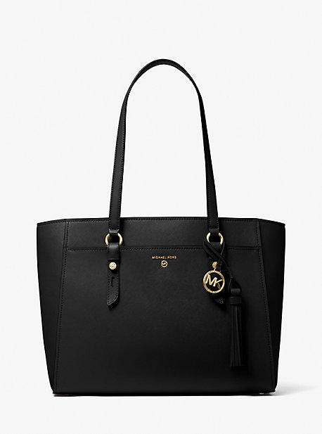 Большая сумка-тоут Sullivan из сафьяновой кожи Michael Kors