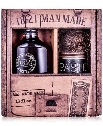 2-Рс. Подарочный набор Wash & Paste 18.21 Man Made
