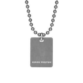 Ожерелье с подвеской Bar Heron Preston