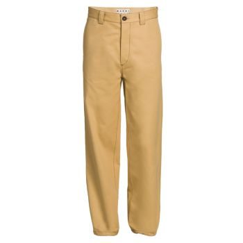 Relaxed-Fit Pants MARNI