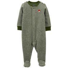 Baby Carter's Striped Terry Snap Sleep & Play Carter's