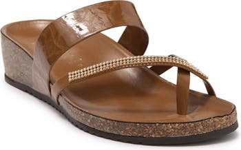 Gracen Sandal Italian Shoemakers